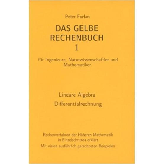 Das Gelbe Rechenbuch 1