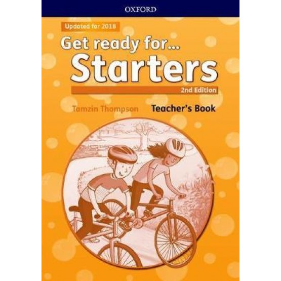 Get ready for Starters 2nd edition Teachers Book