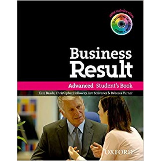 Business Result Advanced Students Book