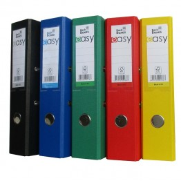 Класьор B2B Easy A4, 7.5 cm различни цветове