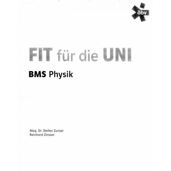 Fit fur die uni BMS physik