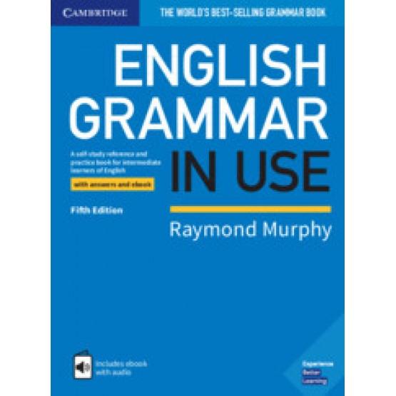 English Grammar In Use Raymond Murphy Fifth Edition