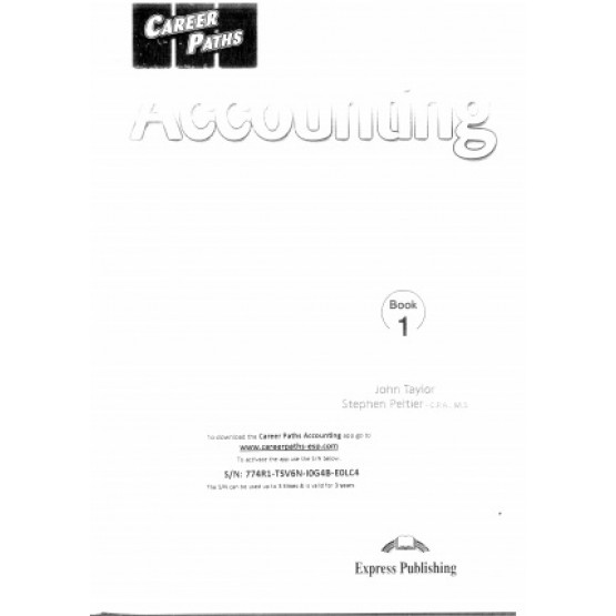 Accounting Book 1