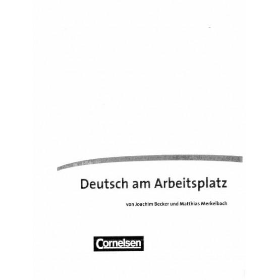 Deutsch am Abeittsplatz