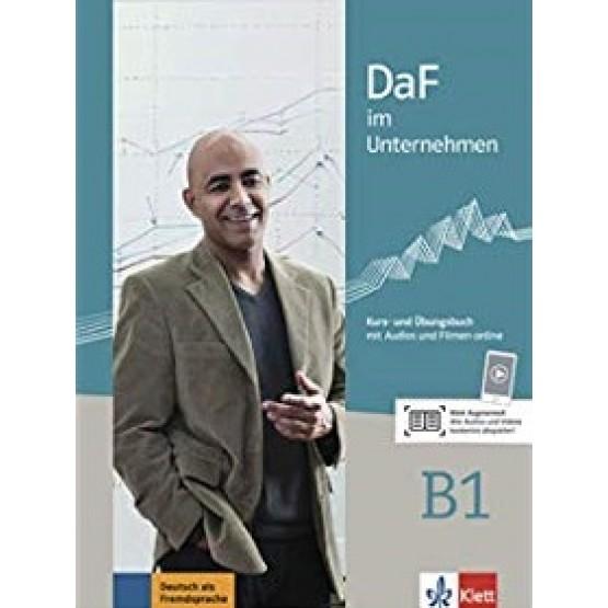 DaF im Unternehmen B1 Kurs- und Ubungsbuch