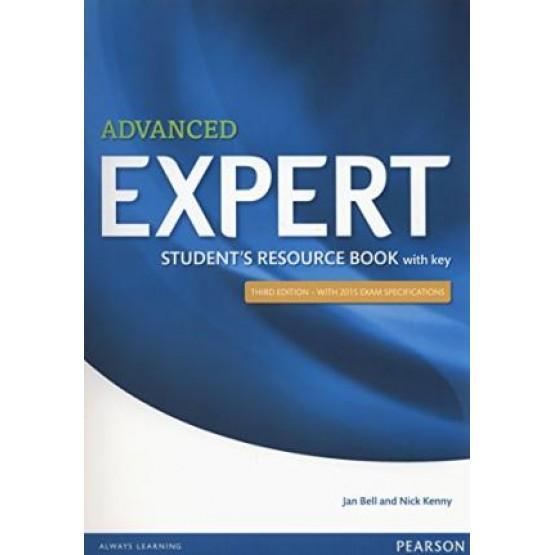 Advanced Expert Student's Resource Book