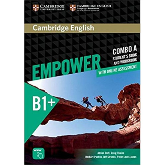 Empower Combo A Student's Book B1+