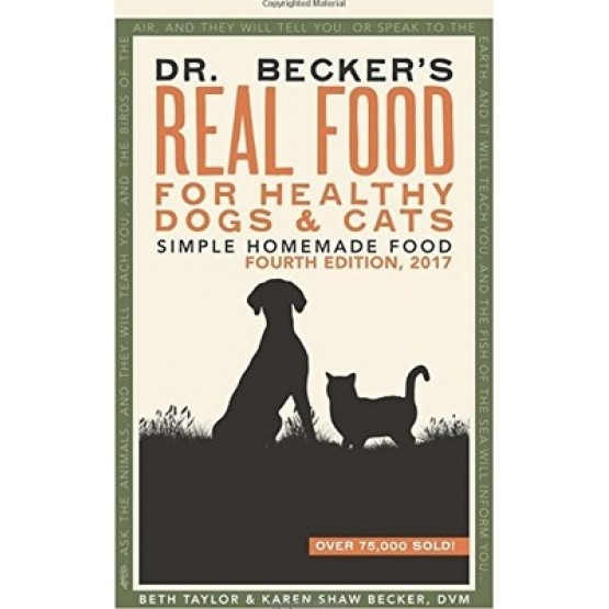 Dr. Beckers Real food for healthy dogs & cats