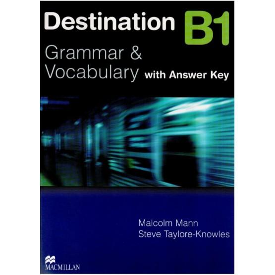 Destination B1 Grammar & Vocabulary