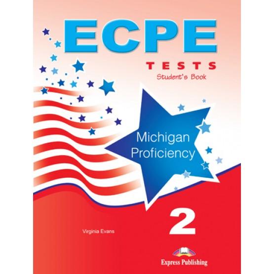 ECPE 2 Tests Michigan Proficiency