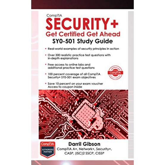 CompTIA Security + Get Certified Get Ahead
