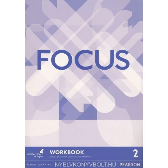 Focus for Bulgaria Workbook A2