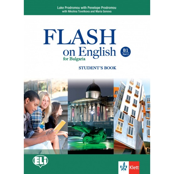 Flash on English for Bulgaria Students Book B1 Part 2
