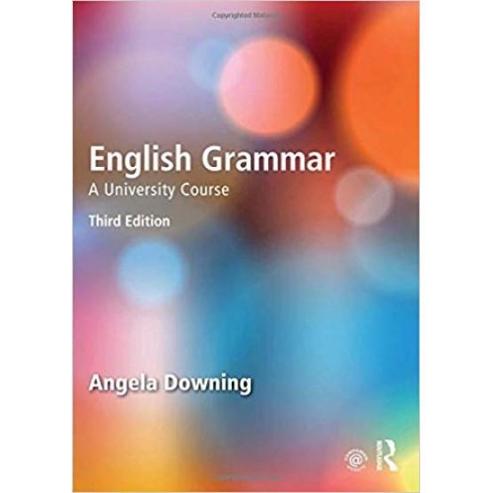 English Grammar A University Course Third Edition