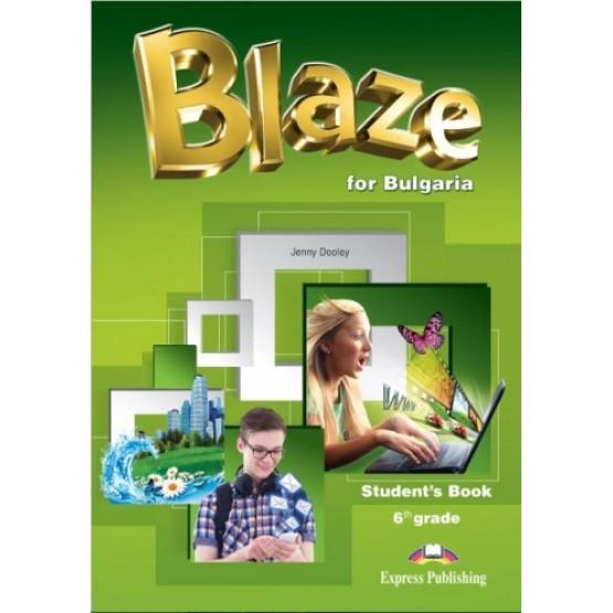 Blaze for Bulgaria Students Book 6th grade