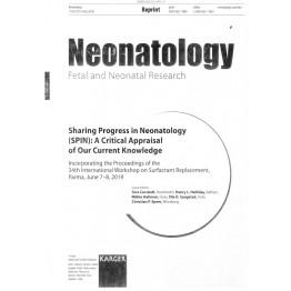 Neonatology Fetal and Neonatal Research