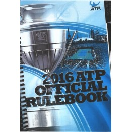 2016 ATP OFFICIAL RULEBOOK