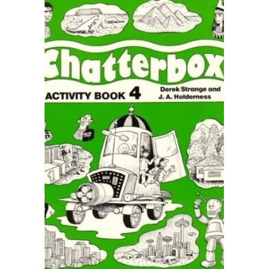 Chatterbox Activity Book 4