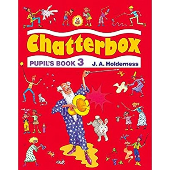 Chatterbox Pupils Book 3