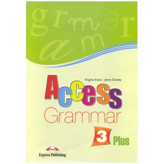 Access Grammar 3 plus