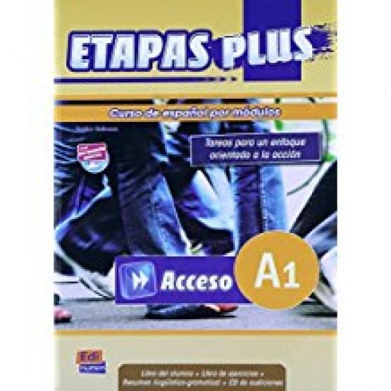 Etapas plus Curso de espanol por modulos Libro del alumno Acceso A1 Cosas