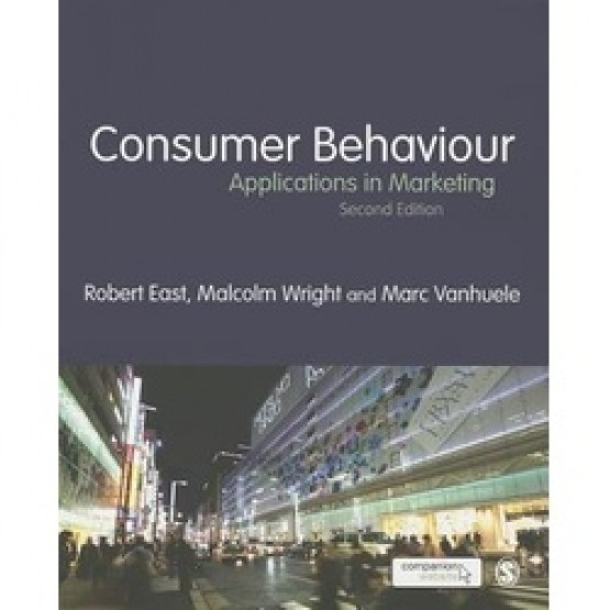 Consumer Behaviour, Applications in Marketing, Second Edition