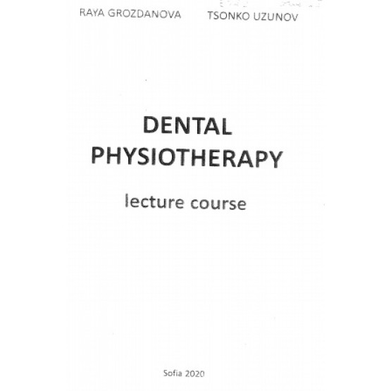 Dental physiotherapy lecture course