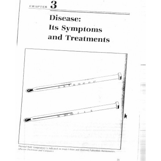 disease its symptoms and treatments chapter 3