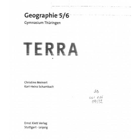 Geographie 5 6 terra