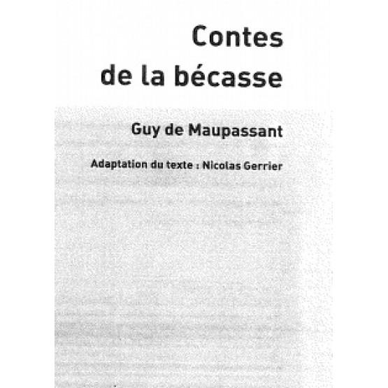 Contes de la becasse Guy de Maupassant