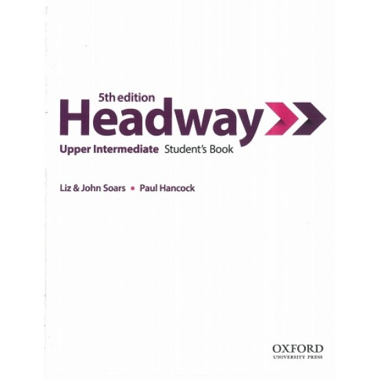 Headway Upper intermediate Students book 5th edition