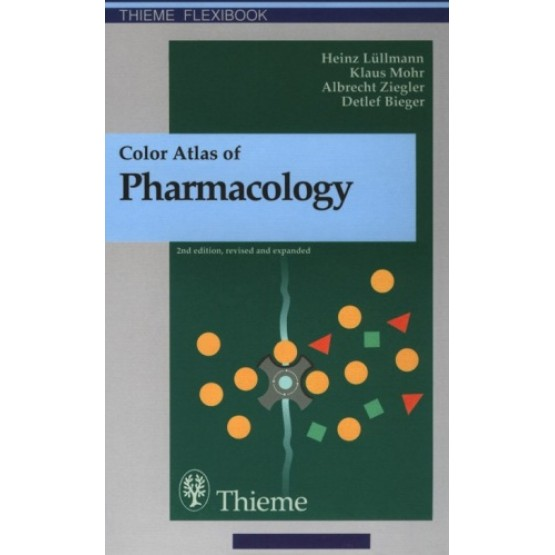 Color atlas of pharmacology, 2nd Ed.