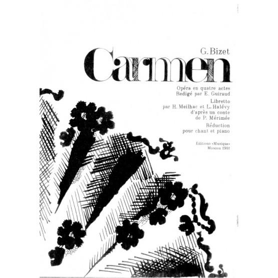 Carmen, G. Bizet