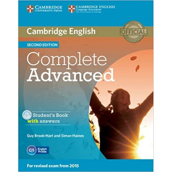 Complete Advanced Student's Book with answers
