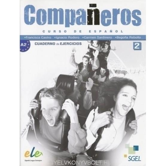 Companeros Curso de espanol Cuaderno de ejercicios Nivel 2