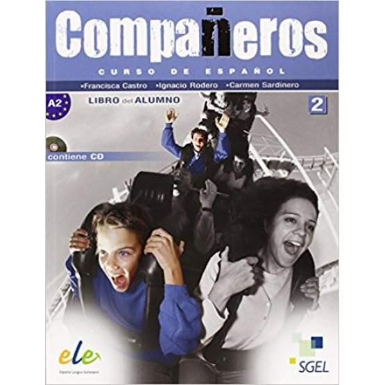 Companeros Curso de espanol Libro del alumno Nivel 2