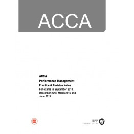 ACCA Performance Management  Practice & Revision Notes