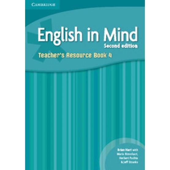 English in Mind Teachers Resource Book 4