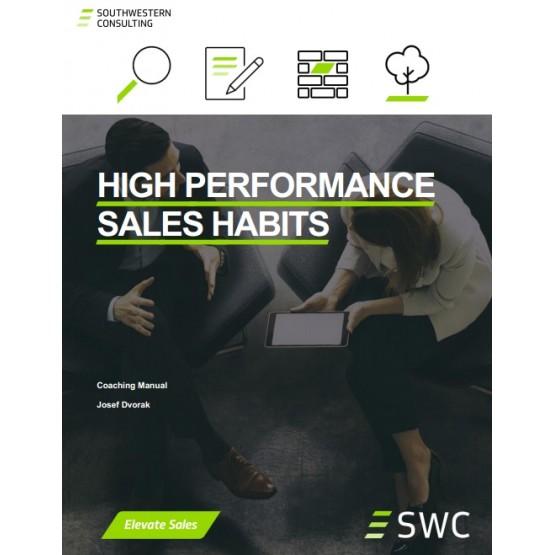 High Performance Sales Habits
