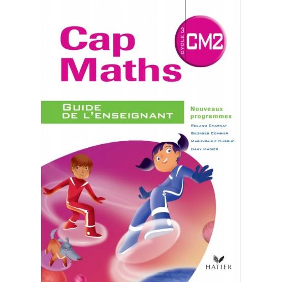 Cap Maths CM2