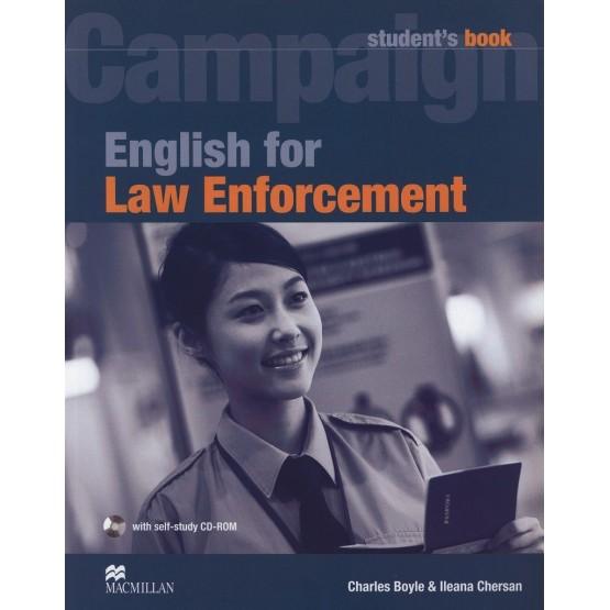 English for Law Enforcement SB