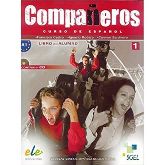 companeros curso de espanol libro del alumno nivel 1 Castro
