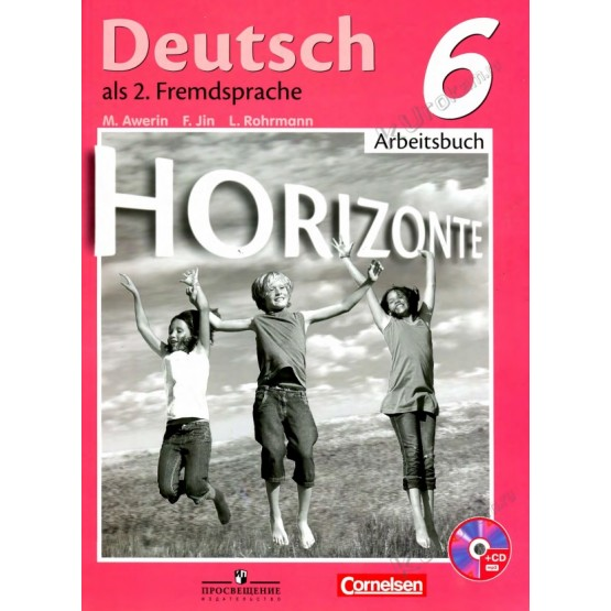 Deutsch 6 als 2. Fremdsprache Arbeitsbuch