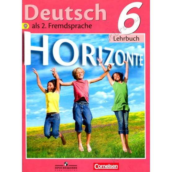 Deutsch 6 als 2. Fremdsprache Lehrbuch