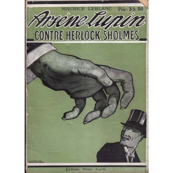 Arsene Lupin Contre Herlock Sholmes, Maurice Leblanc 2019
