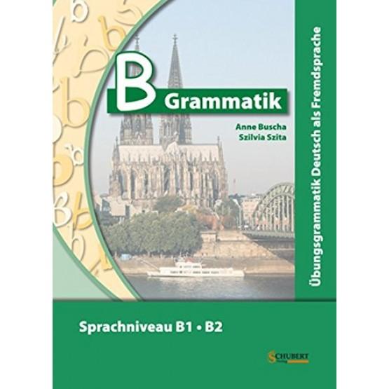 b grammatik sprachniveau b1 b2