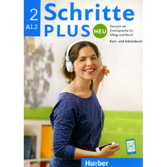 Daniela Niebisch Schritte plus neu 2 A1.2 -Kurs