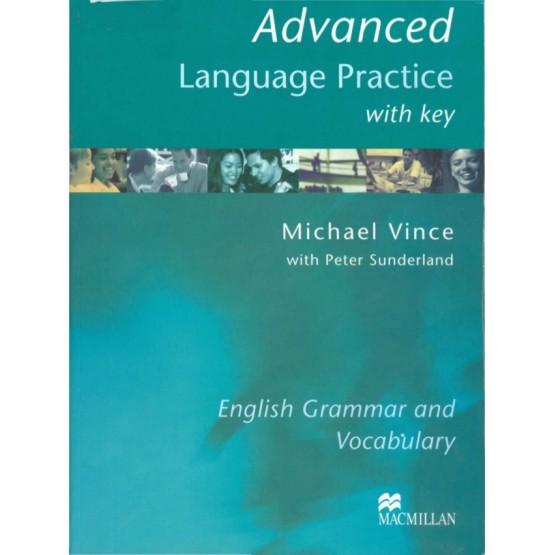 Advanced Language Practice English Grammar and Vocabulary