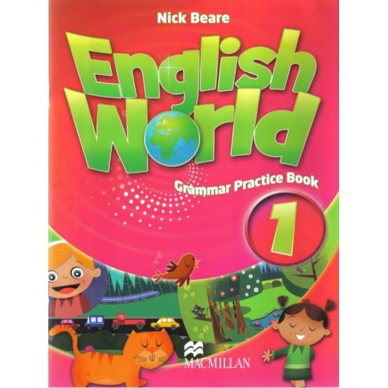 English world grammar practice book 1