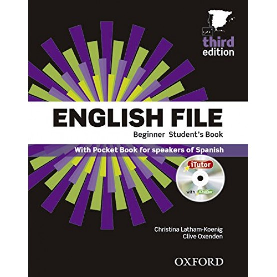 English File Beginner Students Book A